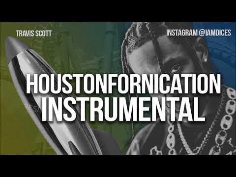 Travis Scott houstonfornication instrumental