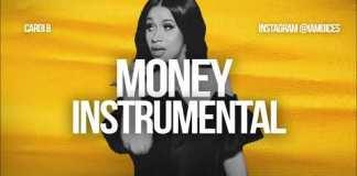 Cardi B Money Instrumental