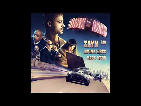 Zayn - Dusk Till Dawn ft Sia Instrumental