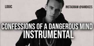 Logic Confessions of a dangerous mind Instrumental