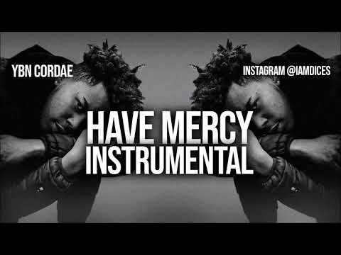 YBN Cordae Have Mercy Instrumental