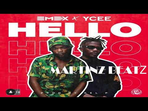 Emex ft Ycee Hello Instrumental beat