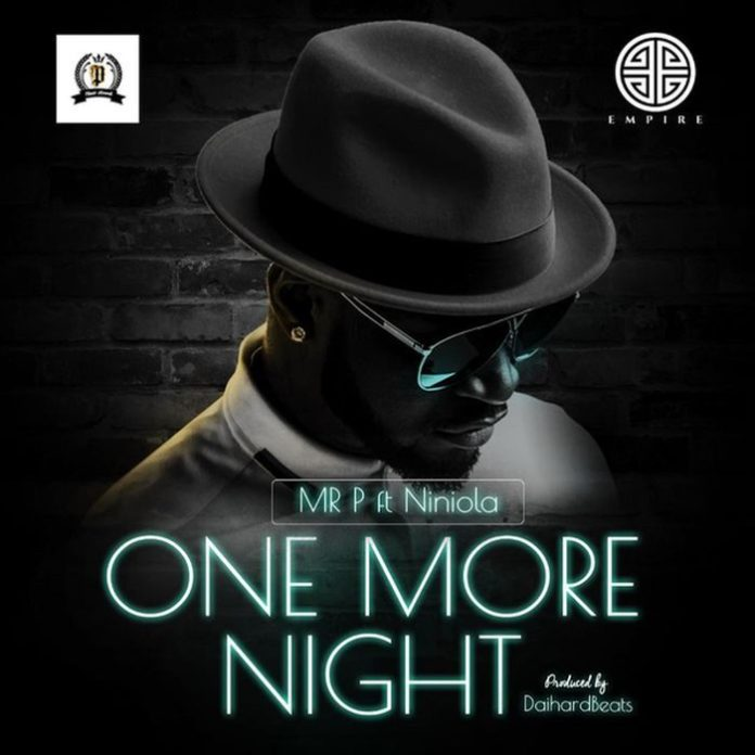 Mr P One More Night Instrumental