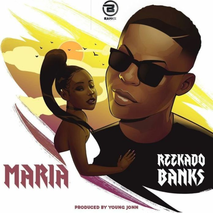 Reekado Banks Maria Instrumental