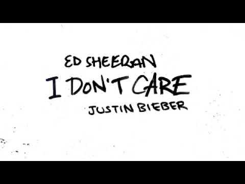 Ed Sheeran Justin Bieber - I Dont Care (INSTRUMENTAL)