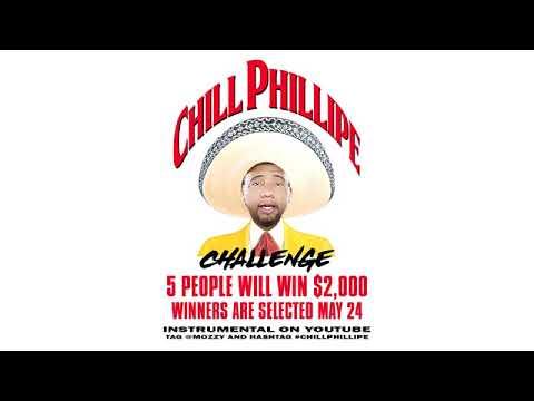 Mozzy - Chill Phillipe (Instrumental) (Chill Phillipe Challenge)
