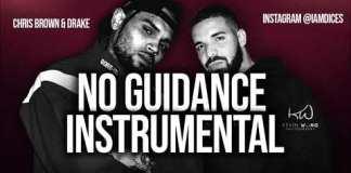 Chris Brown ft Drake No Guidance Instrumental