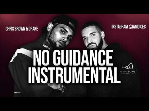 Chris Brown ft Drake No Guidance Instrumental