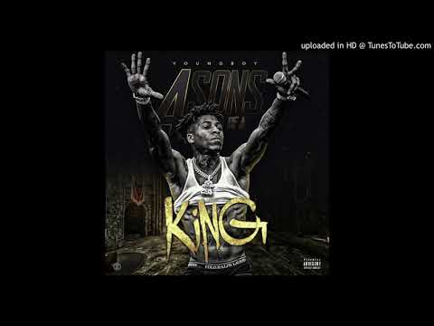NBA Youngboy - 4 Sons of a King (Instrumental)