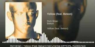 Rich Brian - Yellow (Feat. Bekon) Instrumental