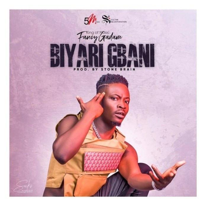 Fancy Gadam – Biyari Gbani Instrumental