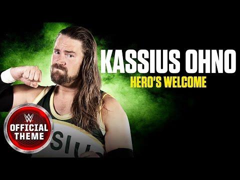 Kassius Ohno Hero's Welcome