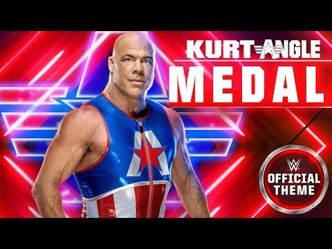 Kurt Angle Medal