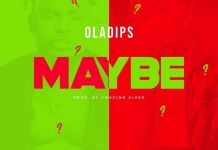 Oladips Maybe Instrumental