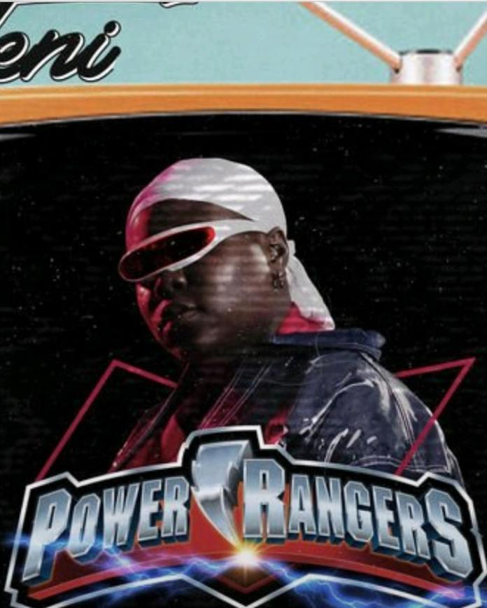 Teni Power Rangers Instrumental