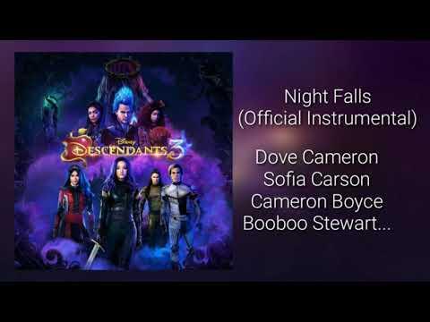 Descendants 3 - Night Falls (Official Instrumental)
