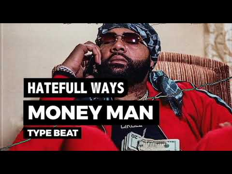 Money Man Hatefull Ways Instrumental