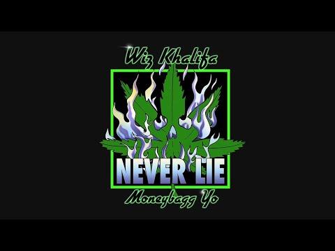 Wiz Khalifa - Never Lie feat.Moneybagg Yo (Instrumental)