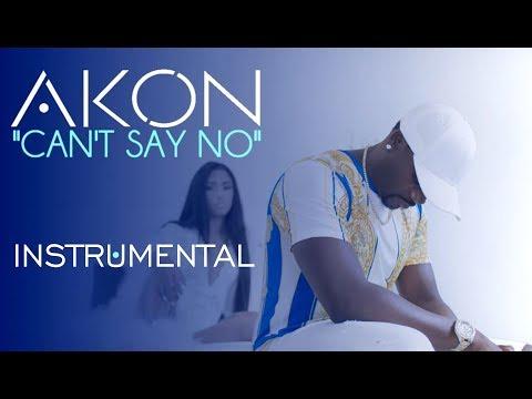 Akon Can't say no Instrumental