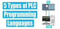 Most Popular 5 Different Types of PLC Programming Languages