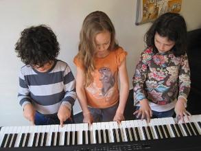 Instrumentenkarussell Jahreskurs - Klavier
