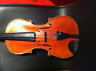 Violon Ancien Signé - Old French Violin signed