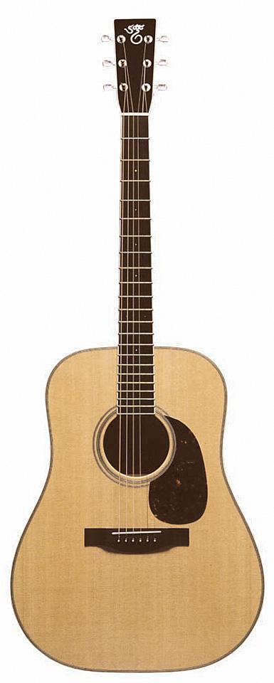 Guitare Santa Cruz