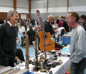 Où se procurer des instruments de musique d'occasions – Les foires et vides greniers