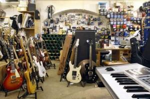 Où se procurer des instruments de musique d'occasions – Les magasins