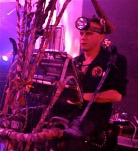 Les instruments de musique de Michel Smith – L'inspiration