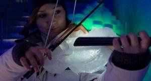 Les instruments de glace