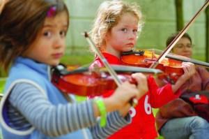 Les cours de musique