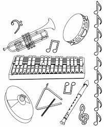 Les diverses instruments de musiques