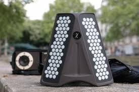 Le Dualo ou l'accordéon- synthétiseur