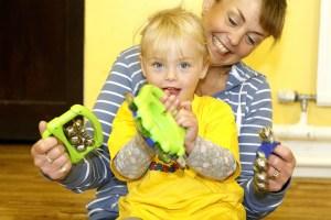 Quels sont les rôles des parents par rapport à cet éveil musical?