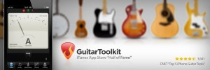 Guitar Toolkit (Tuner)