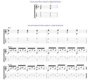 Rhythm Guitar Exercises to Train Your Hands