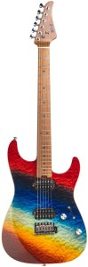 EART 6 String Solid-Body Electric Guitar