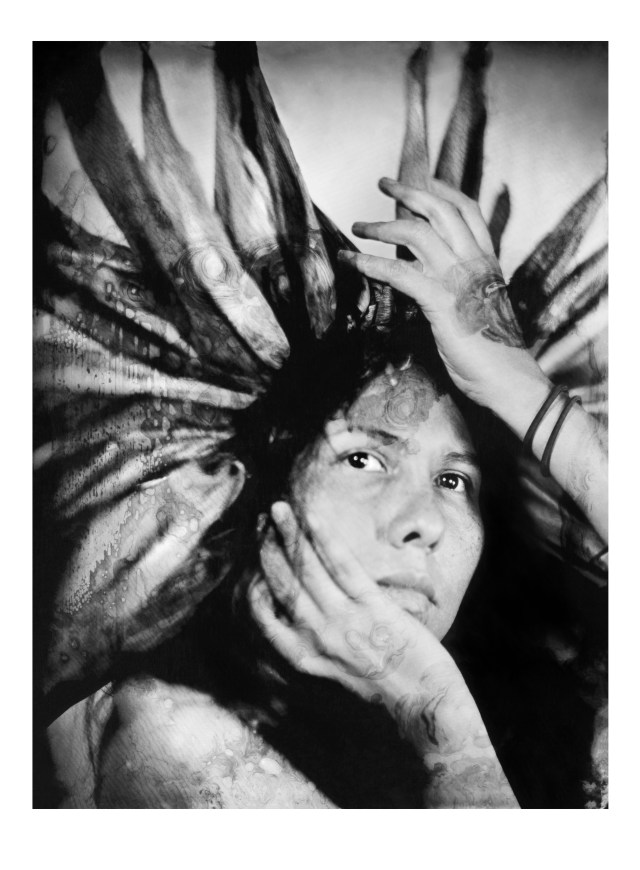 From the series Mestiza