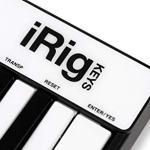 IK Multimedia iRig Keys Mini-sized 37-key MIDI Controller for iPhone, iPad, Android and Mac/PC 3