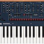 KORG Monologue 25-Key Compact Monophonic Analog Synthesizer
