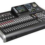 Tascam DP-24SD 24-Track Digital Portastudio Multi-Track Audio Recorder 1
