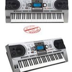 61 Keys Professional Performance Type Electronic Keyboard with Touch Function