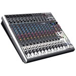 Behringer Xenyx X2222USB Premium 22-Input 2/2-Bus Mixer with USB/Audio Interface 3