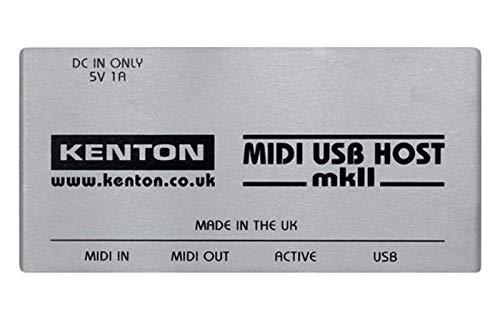 Kenton Electronics USB to MIDI Converter Midi