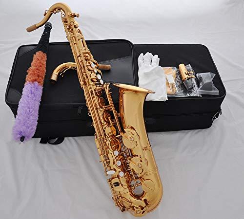 FidgetFidget Professional Gold brass C Melody sax saxophone