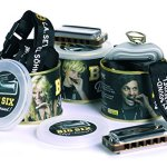 SEYDEL Big Six Folk SOLO Harmonica 3