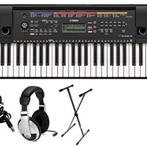 Yamaha Portable Keyboard Package with SXKS Stand
