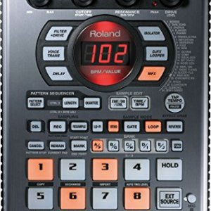 Roland Linear Wave Sampler with DSP Effects
