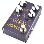 Joyo R Series R-06 OMB Looper Pedal with Drum Machine Function w/Geartree Cloth 2